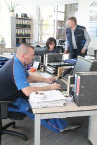 Werkstatt Robert Wirtz mit täglicher TÜV Abnahme