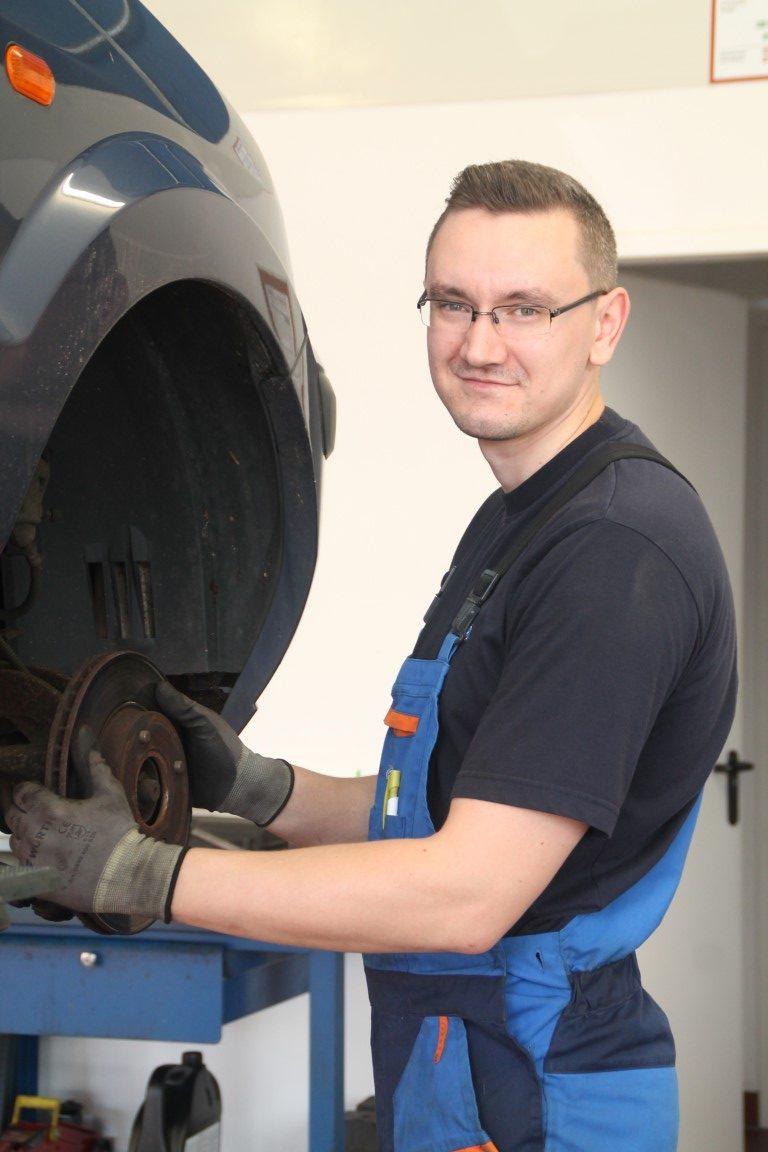 Bremsen Wartung und Service